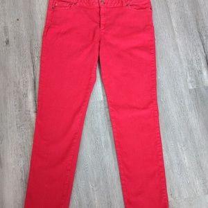 Michael kors Jeans Red Women's 12 P